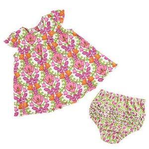 Vera Bradley Baby Dress & Bloomer set